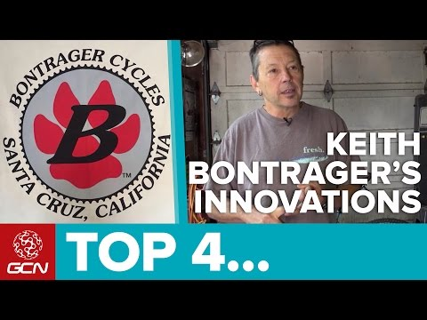 Keith Bontrager's Top 4 Cycling Innovations