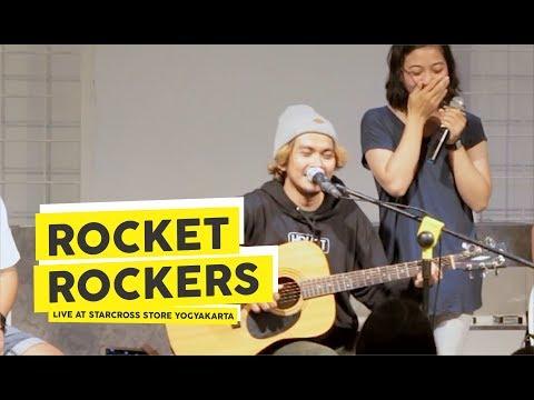 [HD] Rocket Rockers - Ingin Hilang Ingatan (Live at Starcross Store 2018, Yogyakarta)