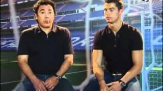 Hugo Sánchez y Cristiano Ronaldo: dos goleadores de leyenda