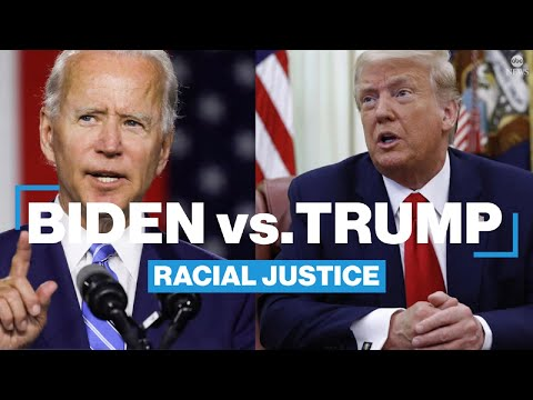 Trump vs. Biden on the issues: Racial justice | ABC News