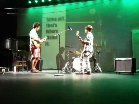 Jacob Kogan plays a John Mayer tune