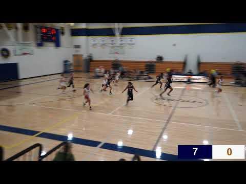 Forest Lake Academy Girls JV Basketball vs Trinity Prep