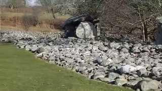 Dyffryn Burial Chambers Dyffryn Ardudwy Harlech Gwynedd Wales UK