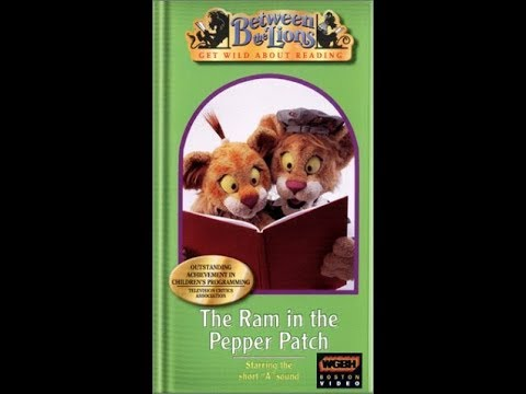 Between The Lions: The Ram In The Pepper Patch (2001 VHS Rip)