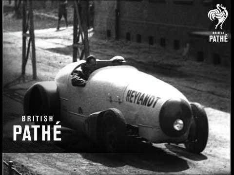 The Oxygen Car! (1931)