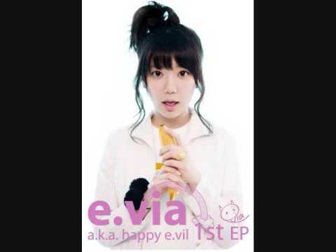 e.via a.k.a. happy e.vil - 04 일기장 (Motiphie Edition) (Feat. SORI) [ DL LINK]