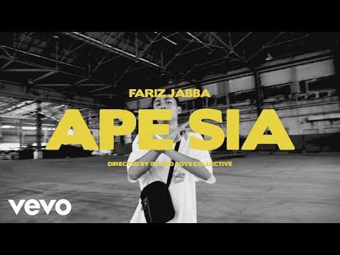 Fariz Jabba - Ape Sia (Official Music Video)