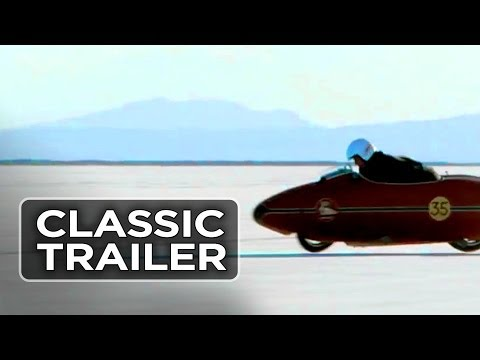 The World's Fastest Indian (2005) Official Trailer #1 - Anthony Hopkins HD