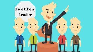 Live Like a Leader! Theory X Vs. Y [STORY]
