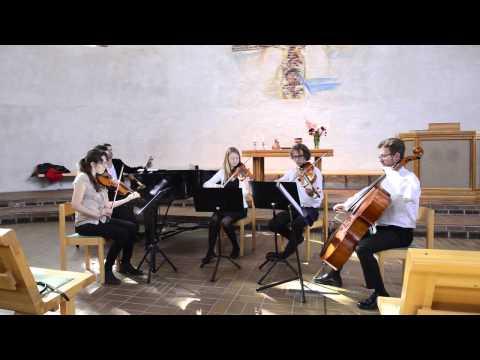 Heisenberg Piano Multiplet play César Franck piano quintet