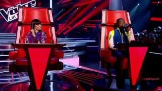 "Jessie J ""BEST OF THE BEST"" The Voice UK Blind Audition"