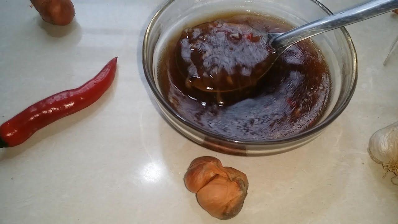 cách làm nước chấm ngan vịt quay chuẩn vị nhà hàng.