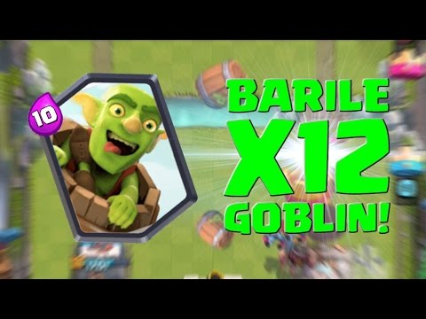 BARILE CON 12 GOBLIN!! COME DISTRUGGERE LA TORRE DEL RE SENZA TOCCARE LE ALTRE DUE!