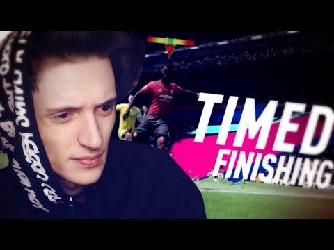 PROVIAMO INSIEME LA NUOVA PATCH DI FIFA - RIP TIME FINISHING?