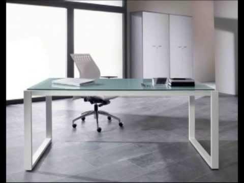Mesas de oficina sillas de oficina mobiliario de oficina sillones de oficina youtube - Muebles oficina ikea ...