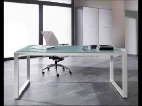 Mesas de oficina sillas de oficina mobiliario de for Mesas de estudio baratas