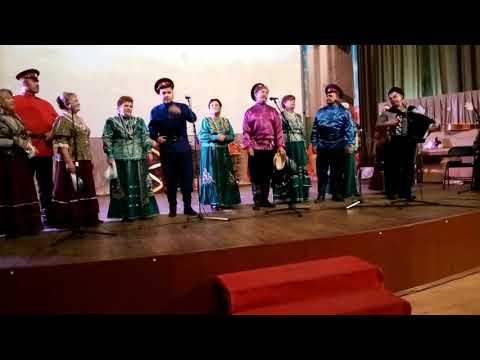 Под окном широким   Выступление ансамбля Донская традиция