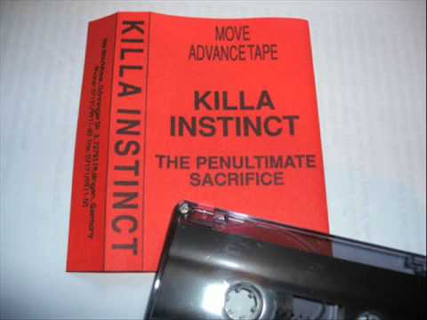 Killa Instinct - Now The Boy Dies