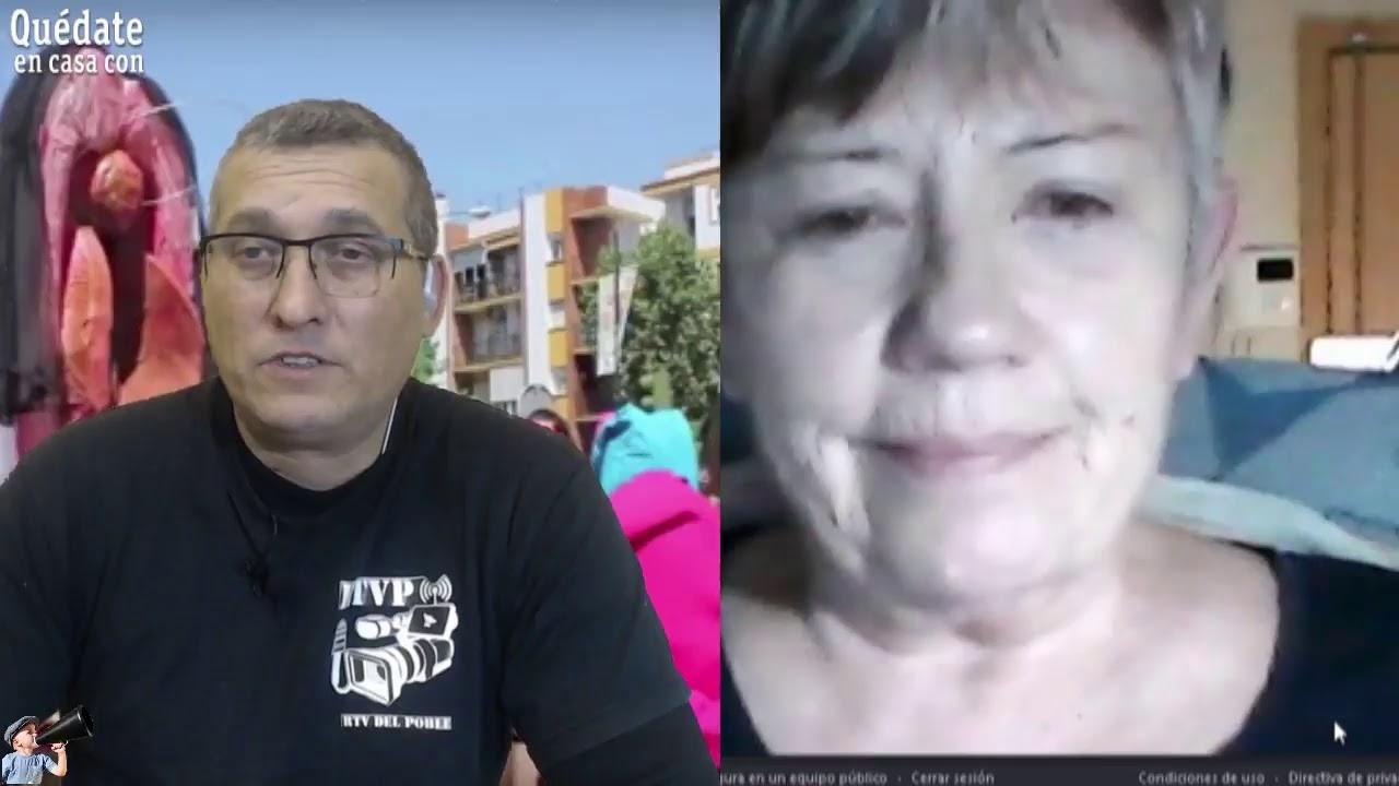 Entrevista a Raquel Ortiz de Valencia Laica 31-03-2020 - YouTube