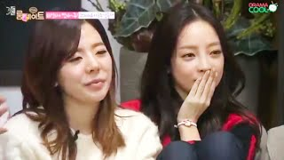 [ENG SUB] Roommate Season 2 - Sunny and Hara Cuts