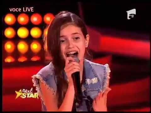 Ana Neaţu  Pixie Lott  Cry me out  Next Star