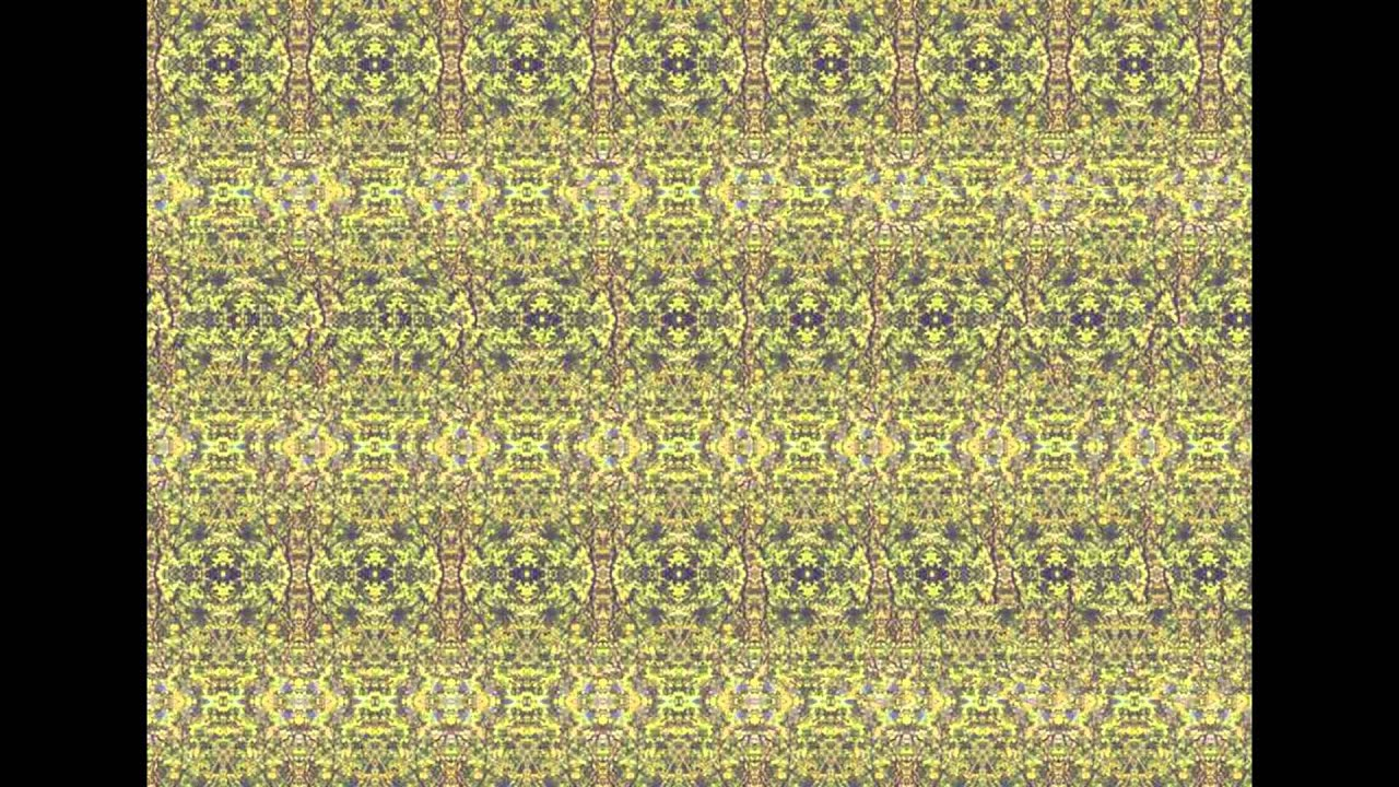 Magic Eye Solver