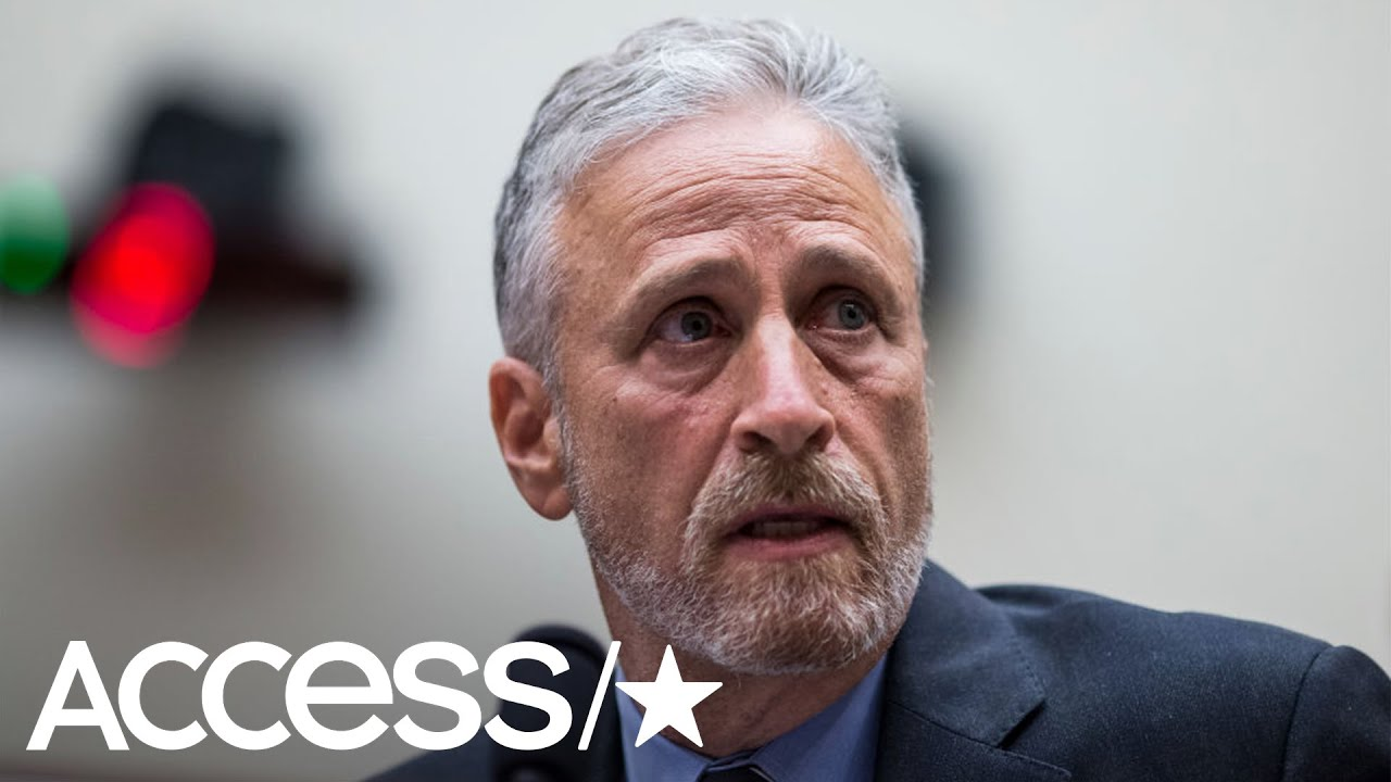 Jon Stewart Blasts 'Shameful' Lawmakers Who Didn't Show Up To A 9/11 First Responders Hearing | Acce