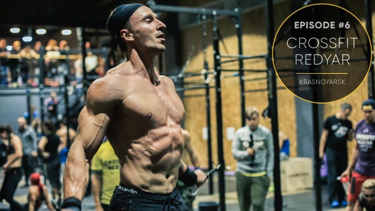 Несколько дней в СИБИРИ! Красноярск! REDYAR WINTER CUP '16. Episode #6 CrossFit Affiliates