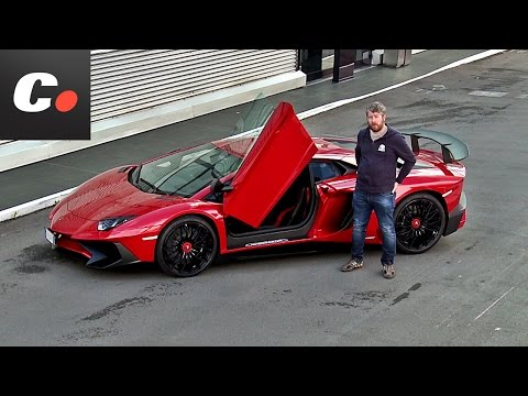 Lamborghini Aventador SV | Prueba / Test / Review en español | ITALIAN JOB Cap. 2 / coches.net