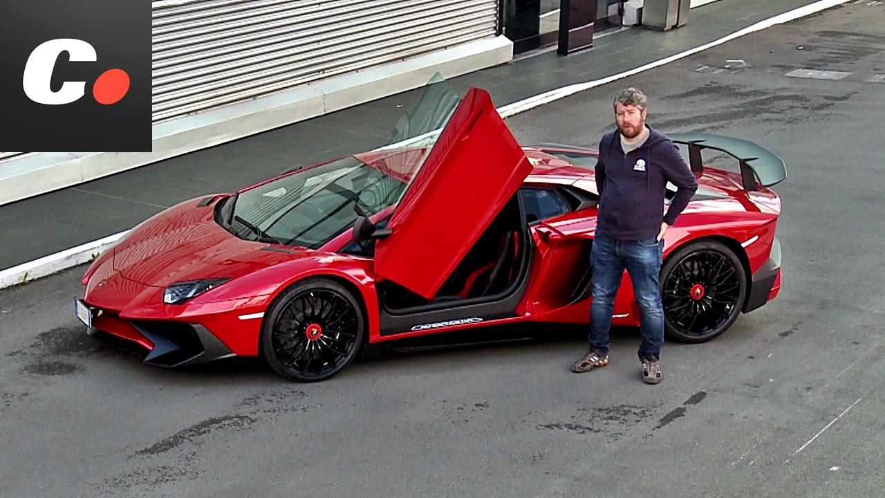 ITALIAN JOB Cap. 2: Lamborghini Aventador SV | Prueba / Test / Review en español | coches.net