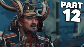 Ghost of Tsushima Gameplay Walkthrough Part 12 - FIGHTING ALONGSIDE UNCLE (PS4 Pro 4K)