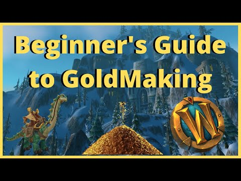 Beginner's Guide to Goldmaking | World of Warcraft from YouTube · Duration:  6 minutes 20 seconds