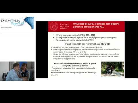 SES C3: Mariam Aidi - Proposte universitarie per l'Alternanza Scuola Lavoro