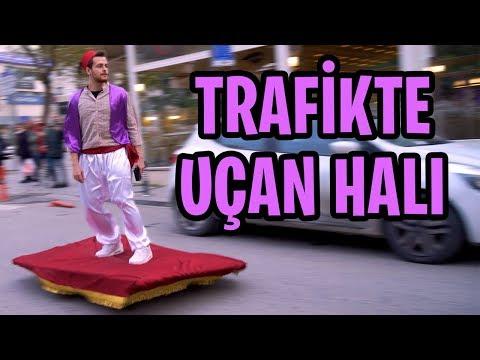 UÇAN HALI YAPTIM! -İstanbul'da Gezdim #SıkıyosaYap