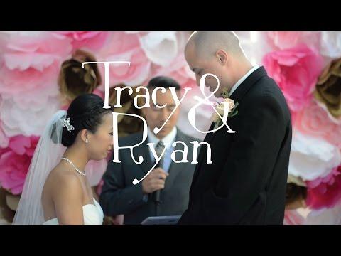Tracy + Ryan  