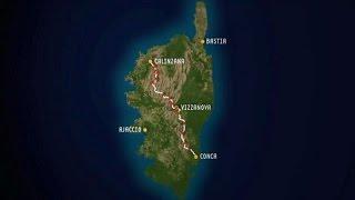 Corse : GR20 l'exploit au bout du chemin - Envoyé Spécial