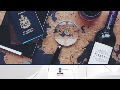 ¡Alan Estrada nos dio los mejores tips de vida y de viaje! | Sale el Sol | Imagen Entretenimiento