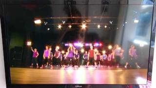 Ashley Banjo's Big Town Dance - Education Crew
