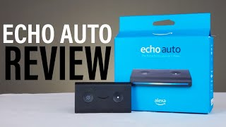 NEW ECHO AUTO by Amazon  [Alexa For Your Car] -- Full Review and Tested