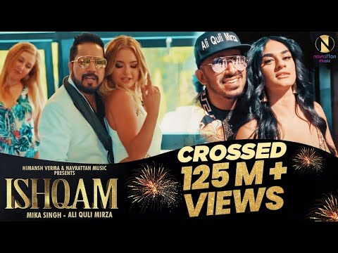 ishqam-|-official-video-|-mika-singh-ft.-ali-quli-mirza-|-latest-song-2019-|-navrattan-music