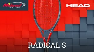 Head Graphene 360 Radical S Racquet Review | Midwest Sports