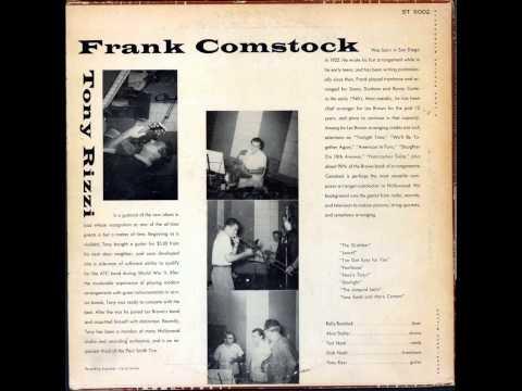 Toni Rizzi-''The Grabber'' 1953 (Frank Comstock)