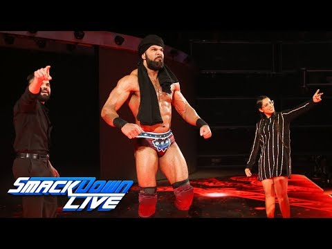 Download Youtube: Lilly Singh introduces Jinder Mahal: SmackDown Exclusive, Feb. 27, 2018