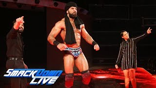 Lilly Singh introduces Jinder Mahal: SmackDown Exclusive, Feb. 27, 2018
