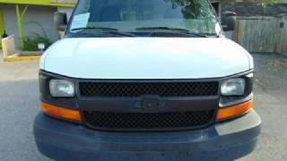 2004 Chevrolet Express Cargo Van  Used Cars - Austin,TX - 2016-09-09