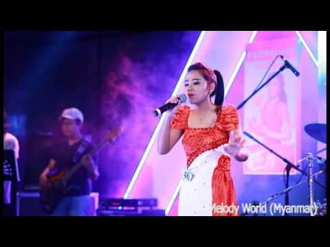 Melody World 2016, Level-2...Episode:37 (19.8.2016)…. Lar Dint Htar Yee  Code 46
