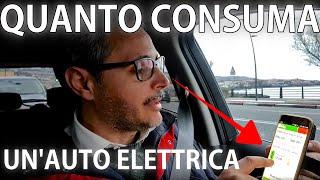 Quanto consuma un auto elettrica? Mettiamola alla prova.