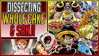 Dissecting THE BAD Of Whole Cake Island & Sanji - One Piece Discussion Ft. Drizzt, AFT, Vergo & More
