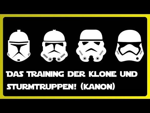 Das Training der Klone und Sturmtruppen! [Kanon]