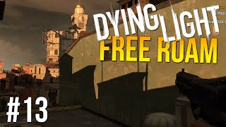 Dying Light Free Roam Gameplay #13 - Agent Zombie (Dying Light Single Player Free Roam)
